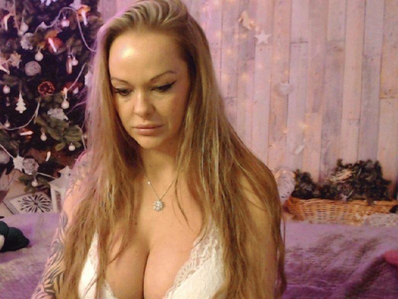 Ik Vanessa Een Dame Heusden Kom Blonde Slanke Uit-78547