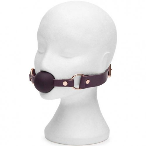 Collection Cherished Ball Of Leather Freed Grey Fifty Gag Shades-15313