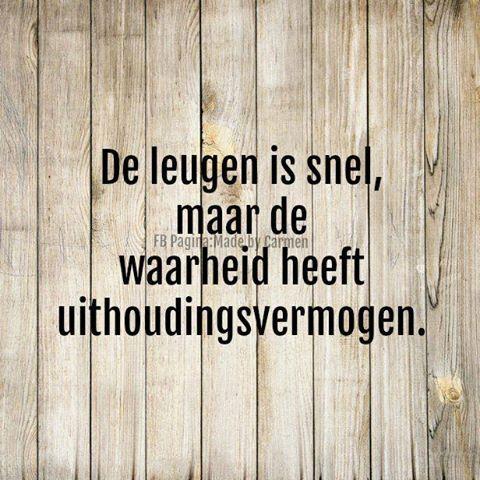 Zo De Al Nog Is Snel Leugen-62119