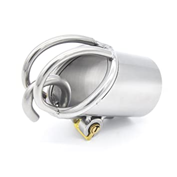 Steel With Titanium Prince Stainless Albert Cage-53316