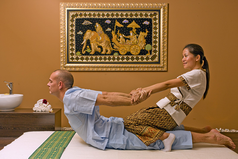 Massage 50 Met Erotische Picknick-48027