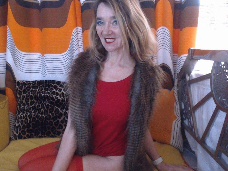 Ik Vanessa Een Dame Heusden Kom Blonde Slanke Uit-46442
