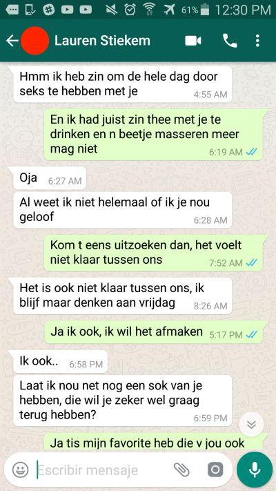 Heeft Iemand Zin In Om Seks Antwerpe Stappen Die Hier Mee Te Gaan-49124
