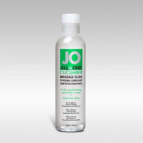 Ml Senual Glide Jo Lavendel 120 System All-in One Massage-23054