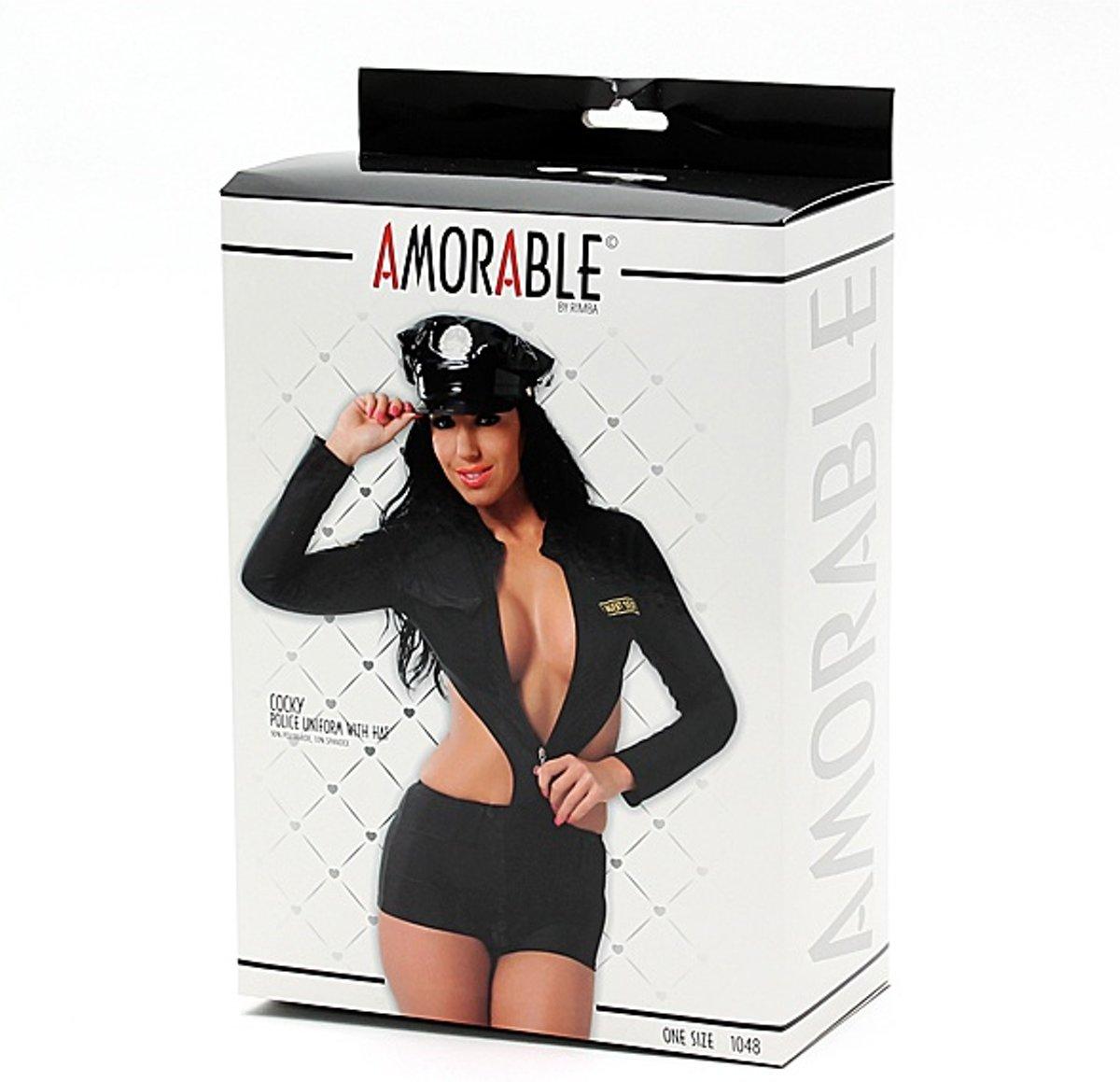 Met Amorable Pet Uniform Politie-43161