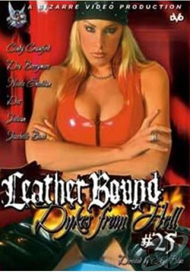Leather Bound From Bizarre Hell Dykes-45369