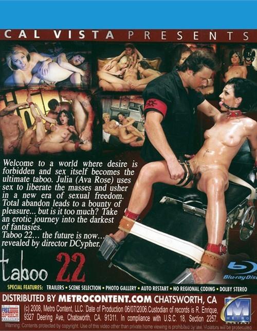 Taboo 22 Ray Blu-49431