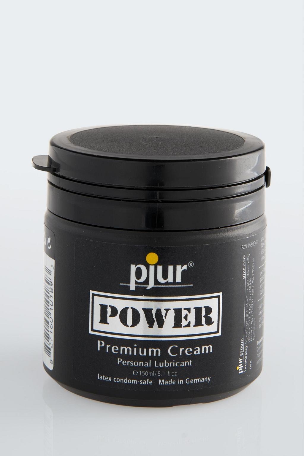 Premium Crème Power Ml Pjur 500-83227