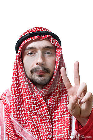 Wil Maagd Jonge Meer Arabische-35840
