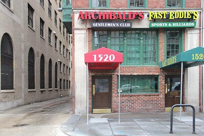 Clubs Washington Strip-28055